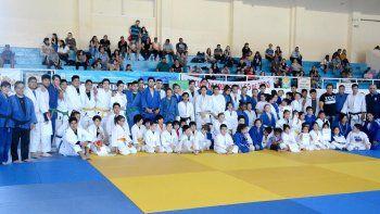 El judo fue otra de las disciplinas deportivas que tuvo el último fin de semana su cierre de temporada.