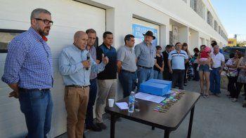 Más de 30 afiliados de los Jerárquicos Petroleros recibieron sus llaves para habitar el complejo habitacional de Kilómetro 5.