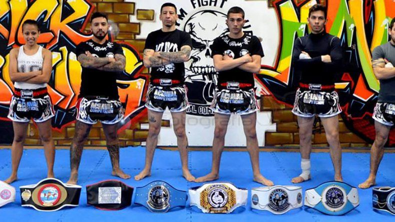 Gym Fight Club