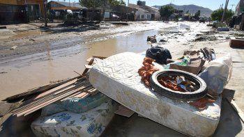 El barrio Pueyrredón fue uno de los más castigados por el temporal que azotó a la ciudad hace más de ocho meses.