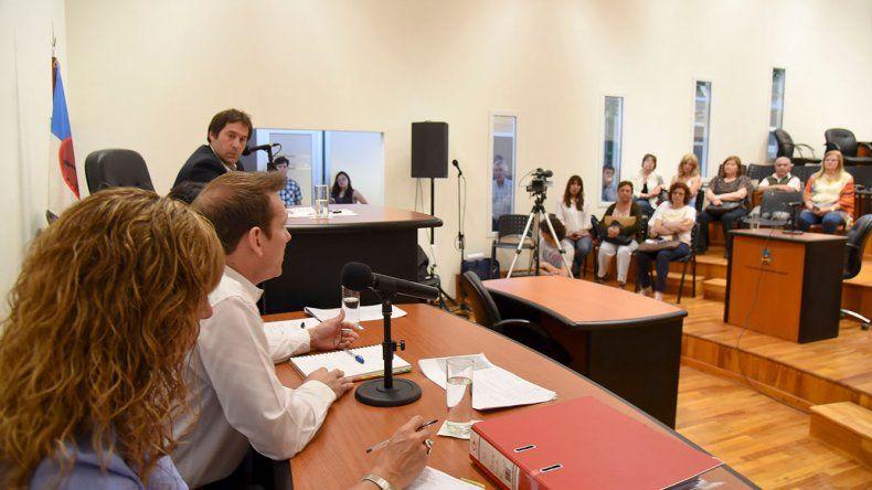 En el Concejo se celebró la segunda audiencia