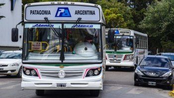 Provincia hoy depositará fondos para garantizar el transporte