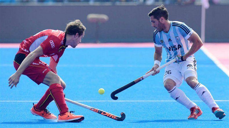 La selección argentina masculina de hóckey sobre césped aún no ganó en la World League.