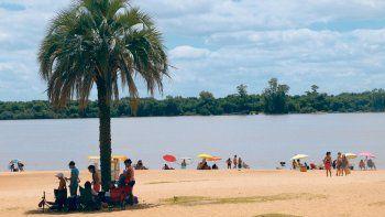 entre rios - colon:  privilegiado mirador  al rio uruguay