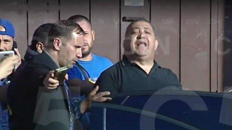 Tras la detención de Zannini, arrestaron a Luis DElía