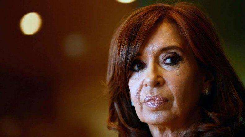 Tras el pedido de desafuero, Cristina Kirchner dará una conferencia
