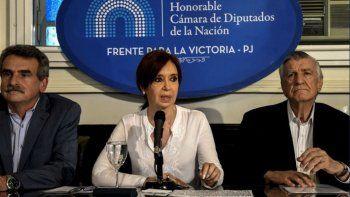 Quiero decirle a Macri que la campaña terminó y Argentina necesita soluciones