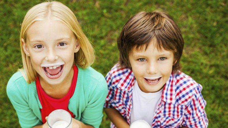 Requerimientos de calcio en niños y adolescentes