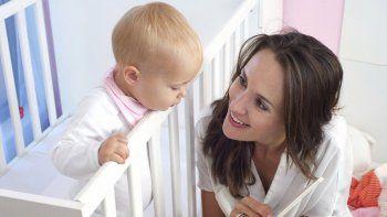 lenguaje: los bebes empiezan a  conectar palabras muy pronto