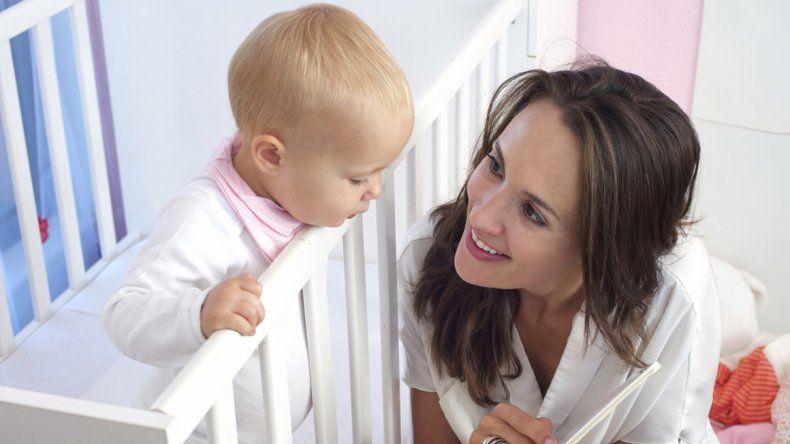 Lenguaje: los bebés empiezan a  conectar palabras muy pronto