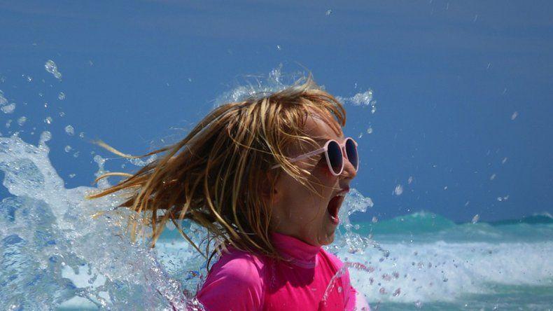 Sol y piel: el cuidado en los niños