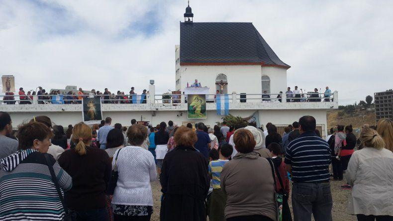 La conmemoración de la Virgen María Inmaculada estará dedicada en Comodoro Rivadavia a los 44 tripulantes del submarino ARA San Juan.