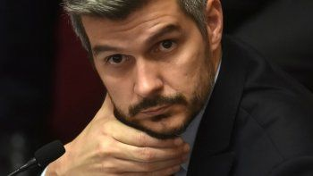 El jefe de Gabinete, Marcos Peña, fue quien formalizó la convocatoria a sesiones extraordinarias.