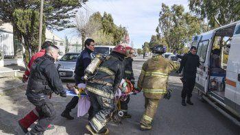 Jessica Tona Aguilera fue una de las principales afectadas por el incendio del 23 de agosto en el pabellón femenino de la alcaidía policial.