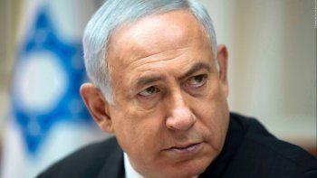 El primer ministro israelí, Benjamín Netanyahu, cuestionó la doble moral de los gobiernos de Europa.
