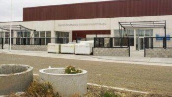 El edificio del Centro de Medicina Nuclear se encuentra emplazado en Río Gallegos y continúa sin entrar en funcionamiento.