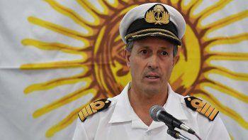 la armada volvio a suspender la conferencia de prensa