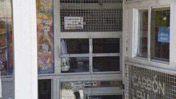 Foto: A pesar de las medidas de seguridad, el multirubro Popino sufre constantes robos.