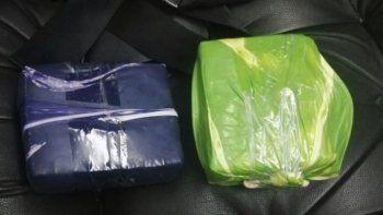 viajaban desde mendoza a comodoro con un kilo de cocaina