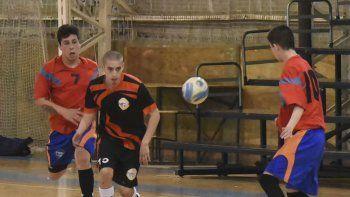 Se jugaron 23 partidos del torneo de la Asociación Promocional de Fútbol de Salón de Comodoro Rivadavia.