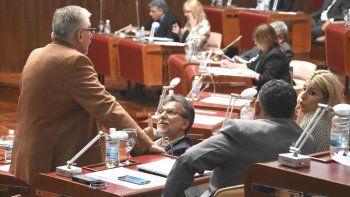 Ya está a disposición de los diputados provinciales para su discusión el proyecto de presupuesto 2018.