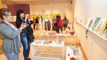 continua la muestra anual taller de arte de rada tilly