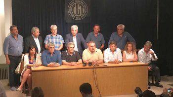 cgt anuncia paro nacional para el viernes contra la reforma previsional