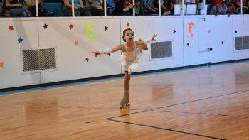 El trabajo de todo un año fue presentado en el gimnasio municipal 1, el último domingo.