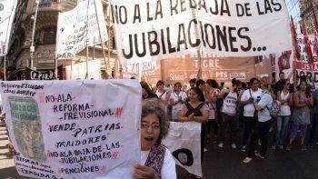 comenzaron las protestas contra la reforma