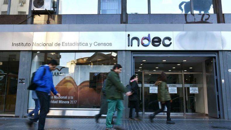 El Indec dará a conocer PBI, desocupación y Balanza de Pagos del tercer trimestre del año