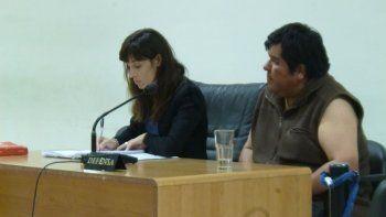Alberto Márquez, quien fue detenido mientras transportaba a una mujer atada de pies y manos, fue imputado por privación ilegítima de la libertad y no podrá acercarse a la víctima.