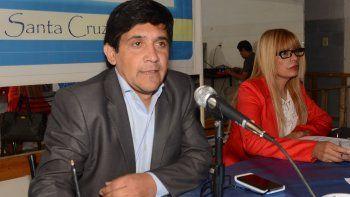 De manera anticipada, Javier Aybar fue reelecto como presidente del Concejo Deliberante de Caleta Olivia.