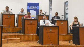 Con el respaldo del bloque del FpV, más Ricardo Gaitán, de Chubut Somos Todos, se aprobaron las tres iniciativas.