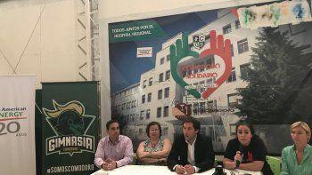 El evento es encabezado por Pan American Energy y el club Gimnasia y Esgrima.