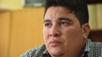 Rubén Crespo, el sindicalista de la UOCRA, no estuvo ni diez días preso. El 5 de diciembre se ordenó que comience a cumplir la pena de 3 años que él mismo firmó y el jueves consiguió la domiciliaria.