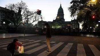 el congreso esta blindado por el tratamiento de la reforma previsional