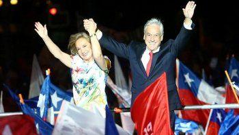 pinera obtuvo una amplia victoria y vuelve a ser presidente de chile