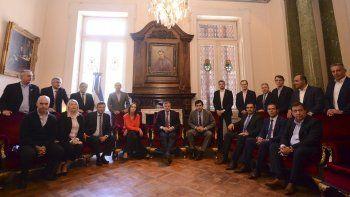 arcioni manifesto su apoyo a la reforma previsional