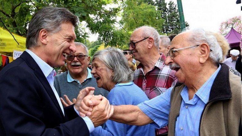 El Gobierno congeló el tope de devolución de IVA a los jubilados