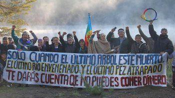 Mapuches mantienen activos sus reclamos en donde vacaciona Macri