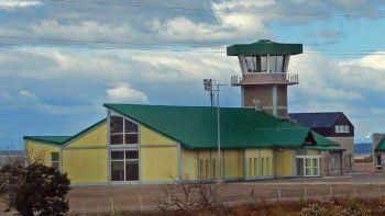 Preocupación por el  cierre del aeropuerto  de 28 de Noviembre