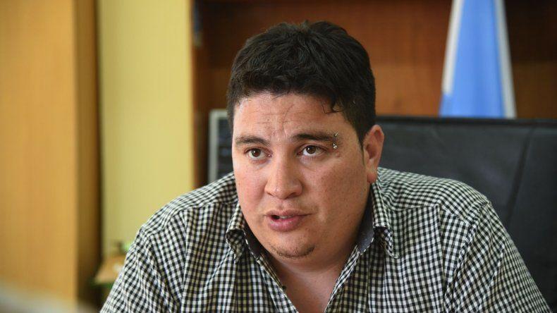 Domiciliaria para Rubén Crespo luego de una operación