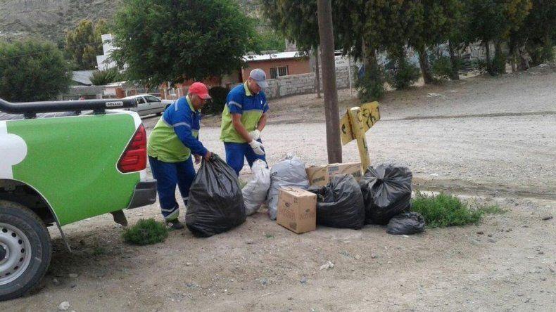 No habrá recolección de residuos durante el feriado