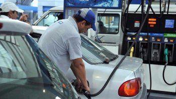 Diciembre llega con otro aumento de nafta