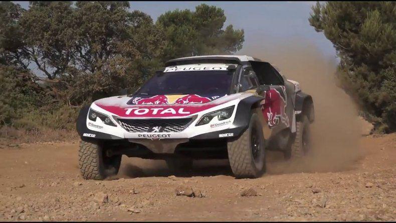 El sábado se iniciará una nueva edición del Rally Dakar.