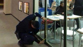 El trapito que apedreó la estación de servicio cumple un período de prueba por otra causa en la Justicia