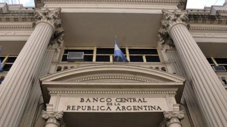 El Banco Central reconoce ahora una expectativa inflacionaria del 22%