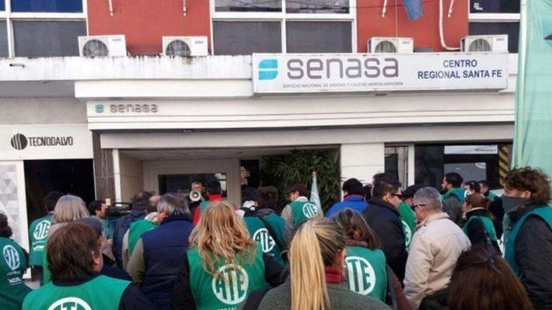 Despidos masivos en el Senasa ponen en riesgo la seguridad sanitaria