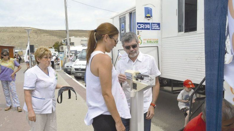 En Caleta Córdova comienza el programa  La Salud es un Compromiso de Todos