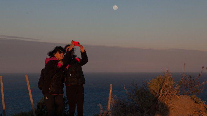 Se viene el primer trekking de la Luna del 2018